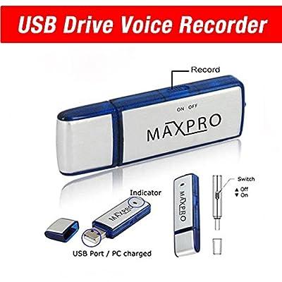 Usb Flash Drive Voice Recorder Digital Recorders 8gb from KC TEC