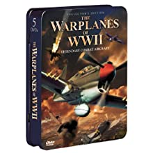 The Warplanes of WWII: Legendary Combat Aircraft (5-pk)(Tin) (2009)