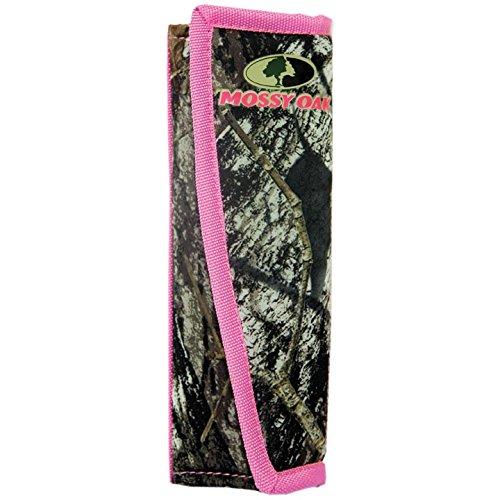 (Mossy Oak Seat Belt Pad, Mossy Oak/Break-Up Pink)