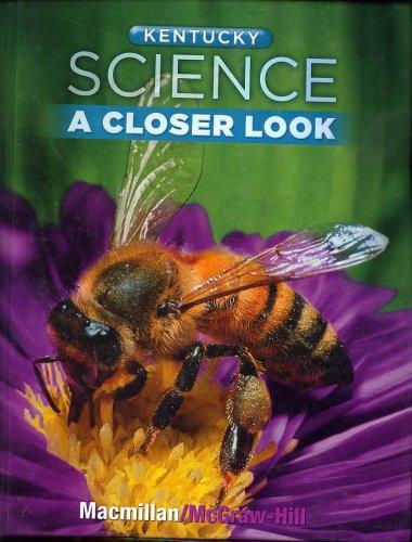 Science a Closer Look Macmillan Textbook Grade 2