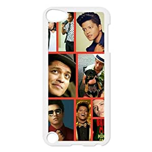 Bruno Mars DIY 2D Phone Case for Ipod Touch 5 at DLLPhoneCase ( DLL476208 )
