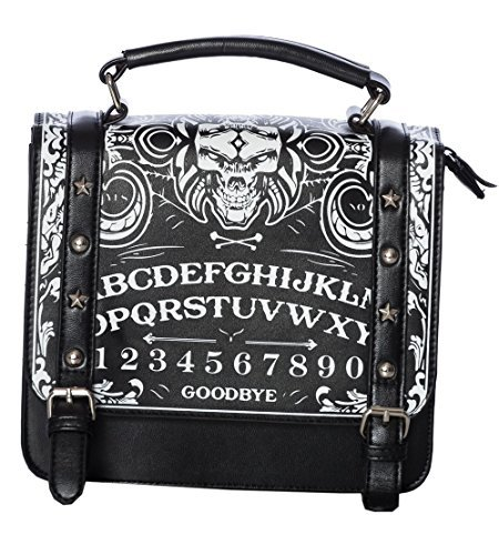 Occult Ouija Handbag Banned Apparel Satchel Gothic Small aUtngR