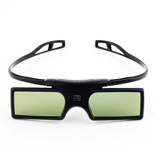 WEIWEITOE G15-DLP 3D Obturador Activo Proyector Gafas Smart TV ...
