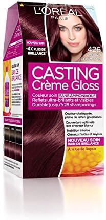 L Oréal Paris – Casting Crème Gloss N ° 426 Aubur – La caja ...