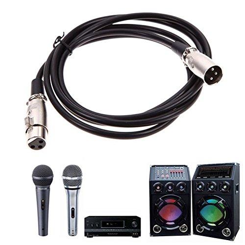 Zhengpin New CBI MLC20 Low Z XLR Microphone Cable