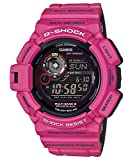 G-Shock GW-9300SR-4 Master of G Man in Sunrise Mudman Luxury Watch - Purple / One Size