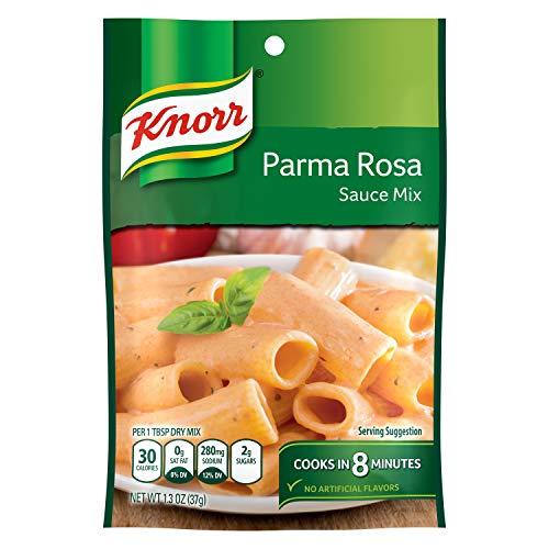 Knorr Pasta Sauce Mix, Parma Rosa, 1.3 oz, 24 pack (Best Pasta Sauce Brand)