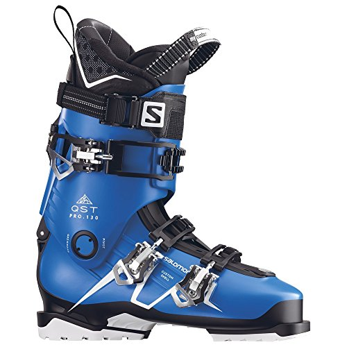 [Salomon Quest Pro 130 Ski Boots - 2017 - Men's - 26.5 MP] (Mens Race Ski Boots)