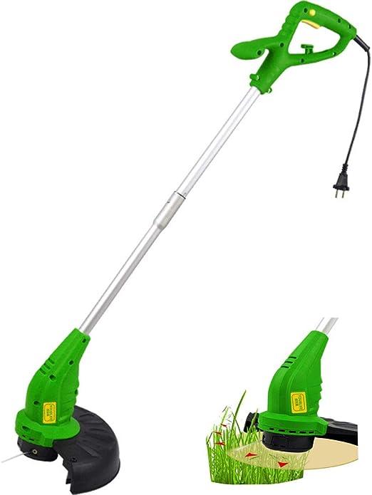 GLXF Podadora portátil de césped eléctrico/Strimmer/desbrozadora, Plegable 500W,Ancho de Corte 20 cm jardín césped cortacésped Bricolaje jardín Municipal Herramientas de ecologización: Amazon.es: Hogar