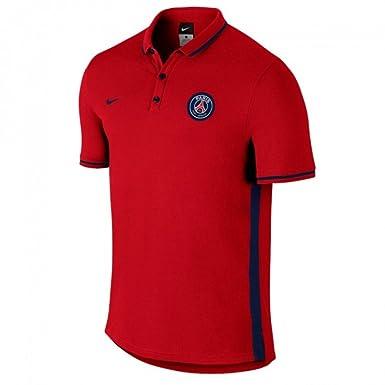 Nike PSG Auth League Polo - Polo Paris Saint Germain 2015/2016 ...