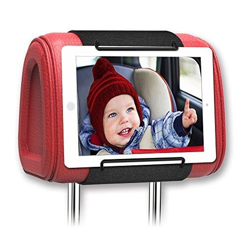 Universal Car Headrest Mount Holder, Dansrue Car Back Seat H