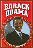 img - for Barack Obama (People We Should Know) book / textbook / text book