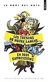 Les trésors de notre langue en 1001 expressions par Tillier