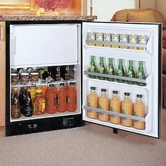 6CiM WW O L 24u0026quot; Ice Maker Combination With 5 Lbs. Ice Storage