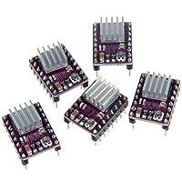 5x StepStick DRV8825 Stepper Motor Driver Module for 3D Printer Reprap RP A4988 from BHL