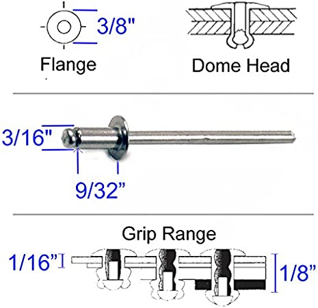 Twist Clip with Wing Nut 15//16 T-Grid Pack of 100 9//16 Screw Length CADDY Armour