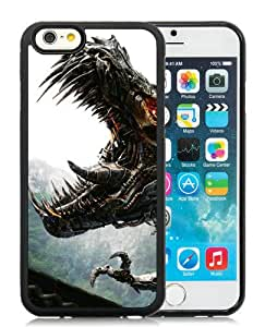 Transformers 4 Black iPhone 6 (4.7) TPU Case,personalized design together with Excellent protection