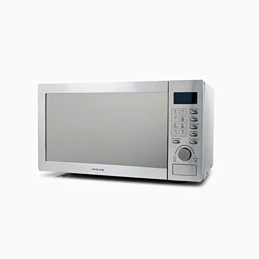 IKOHS Microondas HW800S Plateado - Microondas, 800W,Capacidad de ...