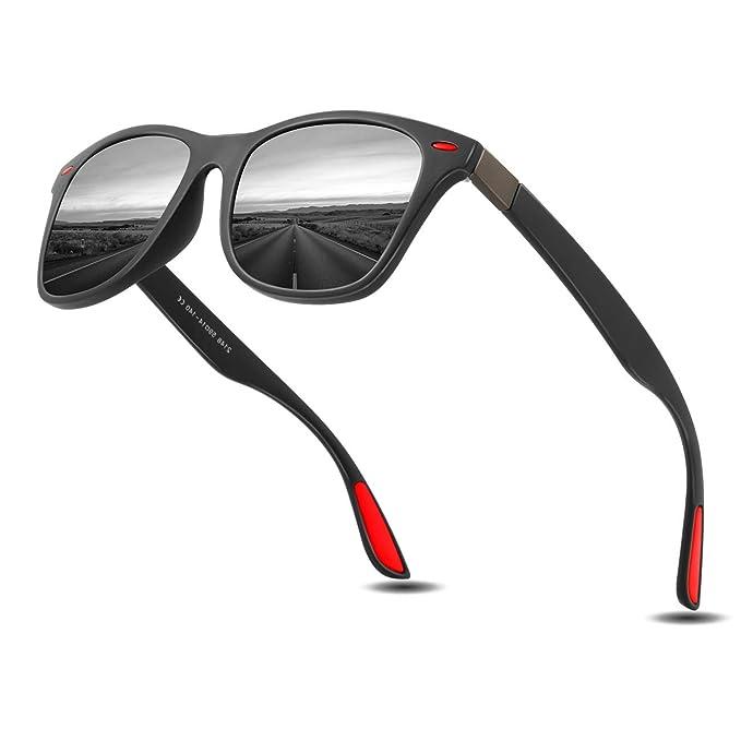 Amazon.com: Gafas de sol polarizadas para hombres, estilo ...