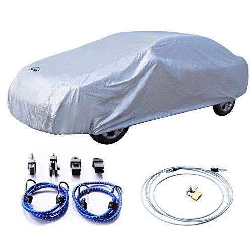XCAR Solar Shield Universal Breathable UV Protection Car