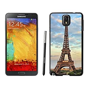 Eiffel Tower Paris Ffrance Hard Plastic Samsung Galaxy Note 3 Protective Phone Case