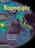 img - for Biogeography by James Brown (1998-01-01) book / textbook / text book