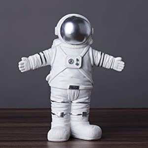 Outer Space Themed Decor Party Decorations NBHUZHUA Astronaut Figures Toys Boys Birthday Gifts Kids Room Bedroom Decor