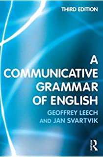 Amazon grammar for english language teachers with exercises a communicative grammar of english fandeluxe Choice Image