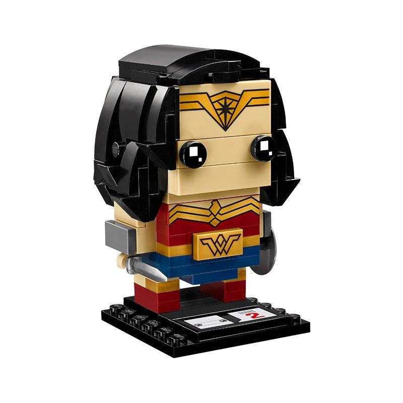 LEGO BrickHeadz - Wonder Woman (41599): Amazon.es: Juguetes y juegos