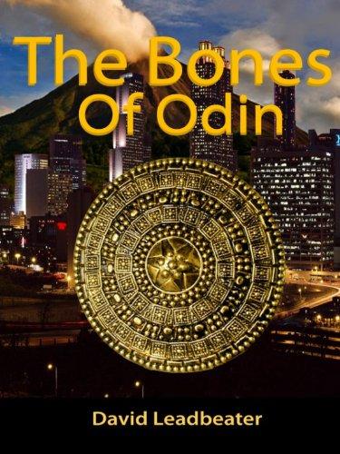 """""""The Bones Of Odin (Matt Drake 1)"""" av David Leadbeater"""