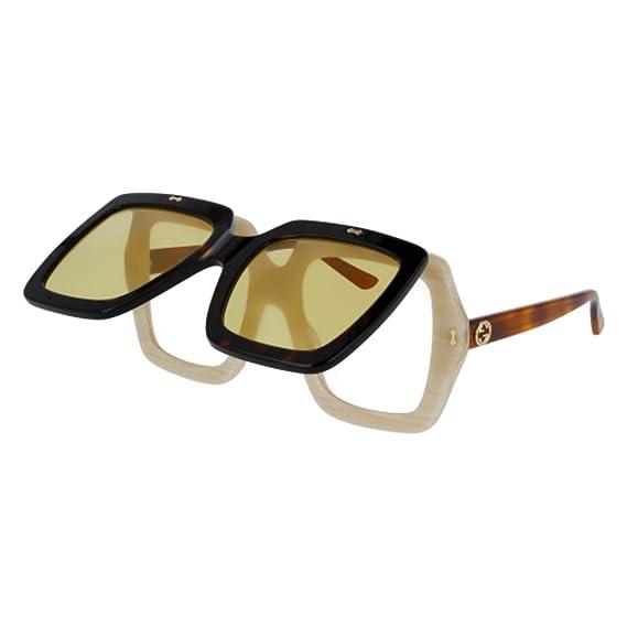 56ae96cd28f Gucci Women s GG0088S 003 Sunglasses