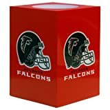 The Northwest Company NFL Atlanta Falcons Square Flameless Candle