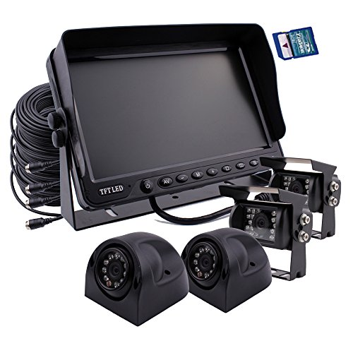 Camnex Car Backup Camera System 7