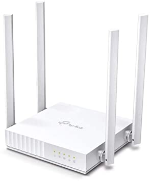 TP Link AC750 Dual Band WiFi Router Archer C24