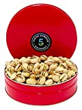fifth avenue candy bar - 5th Avenue Gourmet Pistachios - 1lb  in a Tin