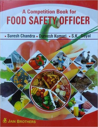 A Competition Book For Food Safety Officer: Amazon in: Mrs