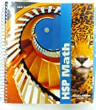 Harcourt School Publishers Math, HARCOURT SCHOOL PUBLISHERS, 0153425628