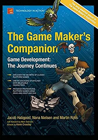 The Game Maker's Companion (Technology in Action) (Video Game Maker Books)