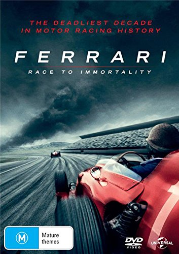 Ferrari Enzo Four (Ferrari: Race To Immortality | Documentary | NON-USA Format | PAL Regions 4 & 2 Import - Australia)