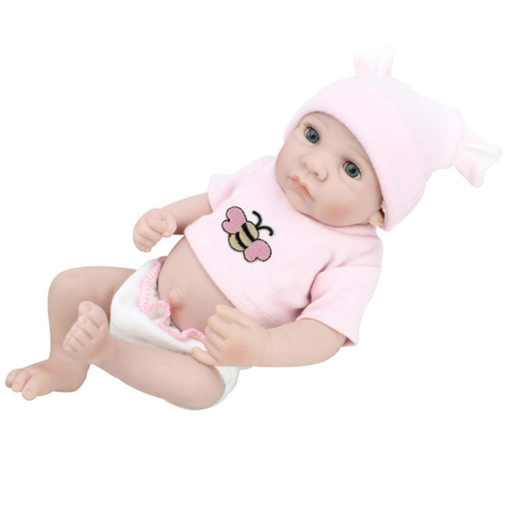 Kids Beach Toys Lifelike Newborn Baby Doll With Clothes Hat Diaper Rewborn Nursery Baby Alive Realistic Doll Baby Toddlers Infants Girls Boys Gift Set Pretend Role Play Kids Toys Toys Car For Child