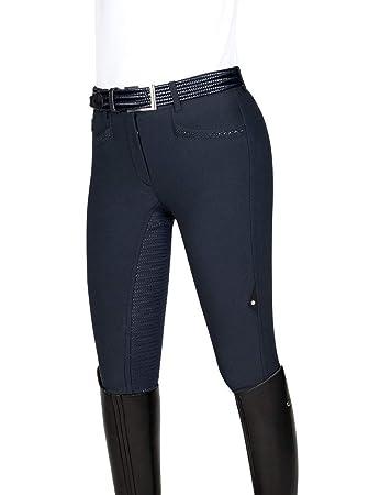 neue Sachen klassischer Chic ästhetisches Aussehen Equiline Damen Reithose Full Grip Vicky Farbe Reitbekleidung ...