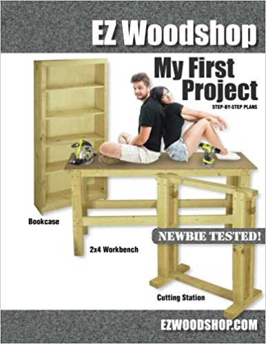 My First Project Easy To Build Woodworking Plans For Beginners