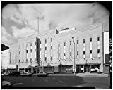 Photo: Lansburgh's Department Store,420-426 Seventh Street,Washington,DC,HABS,1