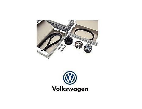 Original Volkswagen VW Piezas de repuesto VW dientes Correa de distribución Kit Golf 51.416V motor