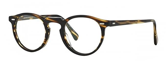 e5bb637bd9961 Image Unavailable. Image not available for. Color  New Oliver Peoples OV  5186 1003 GREGORY PECK Cocobolo ...