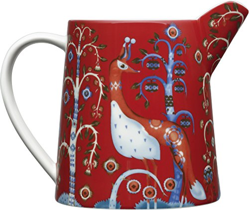 - Iittala Taika Pitcher 0.5l (17oz) Red