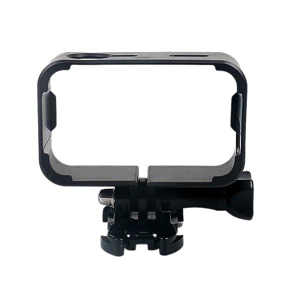 flycoo marco para Xiaomi mijia 4 K Cámara de acción protección Frame – Carcasa concha soporte tornillo Anti-Collision