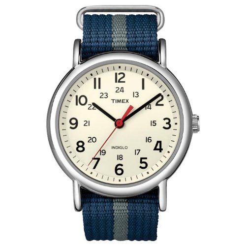 Timex Weekender Blue/Grey