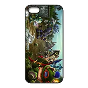 Happy Wonderful anime world Cell Phone Case for Iphone 5s