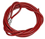 Brady CABLE-10FT Lockout Device, 10' Cable, Red
